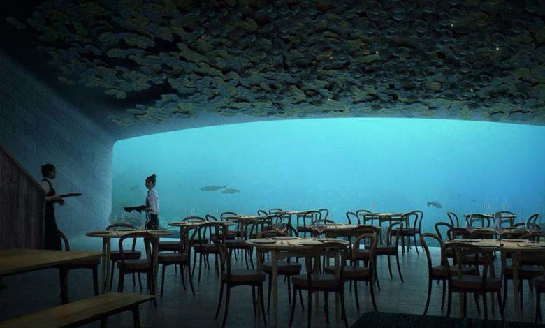 """""""Under"""": in Norvegia presto il primo ristorante subacqueo"""