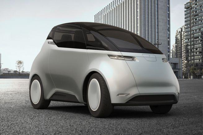 Uniti One, l'auto elettrica svedese che ti regala cinque anni di energia