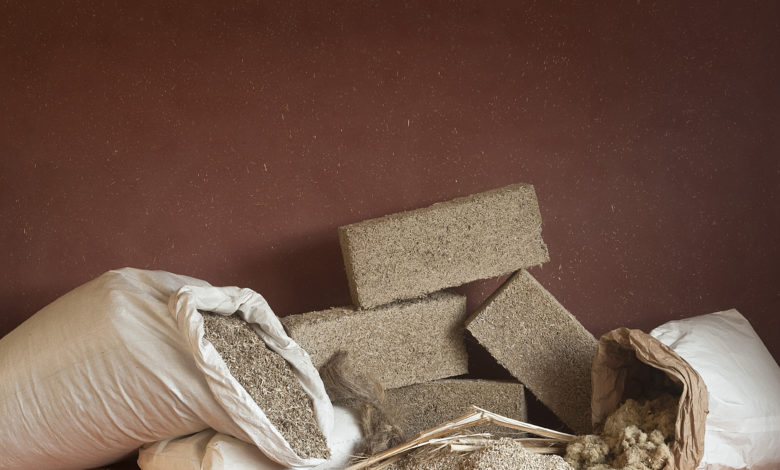 Edilizia e ambiente: impatto minore con l'utilizzo della canapa