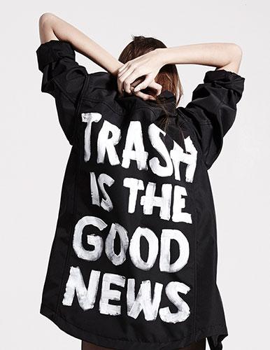 Ecoalf, vestiti alla moda prodotti con rifiuti ripescati nei mari