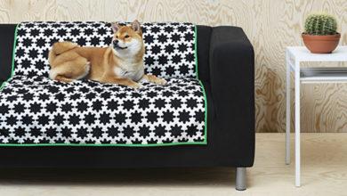 Ikea ha lanciato una linea di mobili per cani e gatti