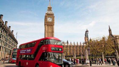 Carburante al caffè nei bus di Londra