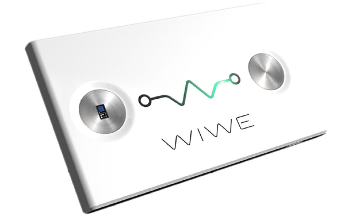 Con Wiwe, l'elettrocardiogramma lo fai con lo smartphone