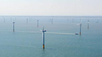 Nasce in mezzo al mare la prima centrale eolica galleggiante