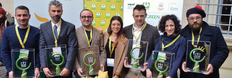 Oscar green di Coldiretti alle eccellenze della sostenibilità. I vincitori