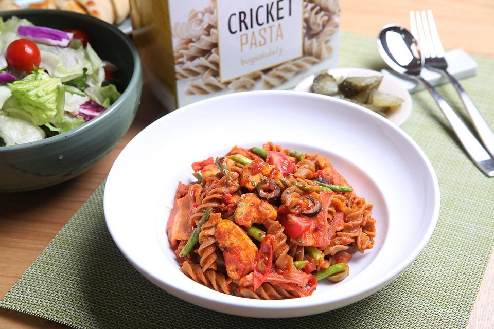 """Gli insetti riconosciuti come """"novel food"""" approvato dall'Europa"""