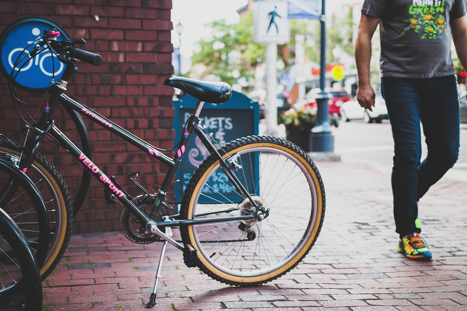 City.Risks: l'app che ritrova le biciclette rubate, segnala incidenti e problemi