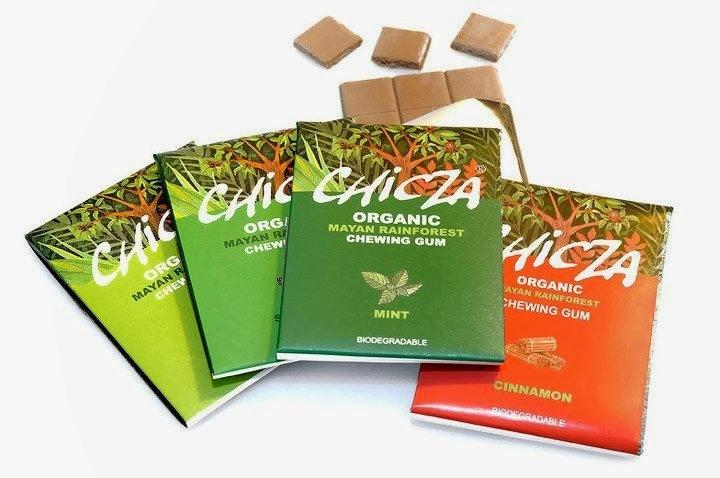 Chicza, finalmente un chewing gum biodegradabile ed ecosostenibile