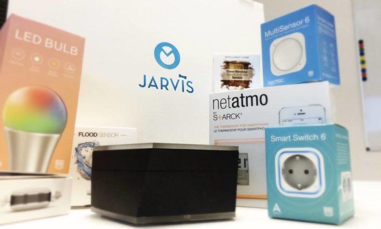 Jarvis il robottino per gestire casa e ufficio, risparmiando tempo e denaro