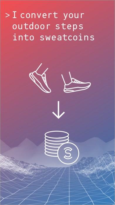 Sweatcoin, l'app che ti  premia ogni mille passi con una moneta digitale