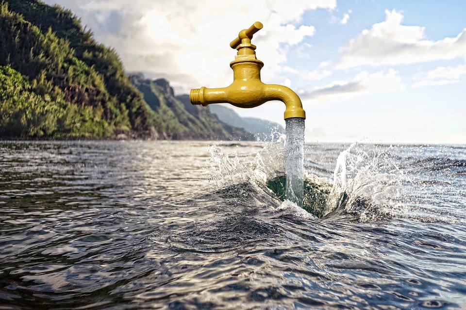 Acqua potabile da quella dell'Oceano, grazie a dei nanotubi