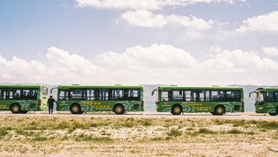 Bus elettrici: a Yinchuan, in Cina, saranno il 100 entro il 2020
