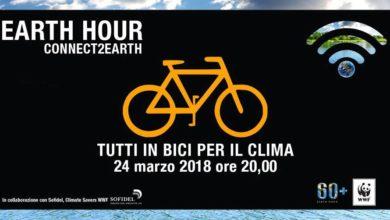 Una pedalata per il clima. A Roma l'appuntamento del WWF