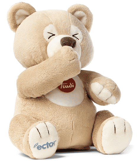 Ector The Protector, il peluche che difende i bambini dal fumo passivo