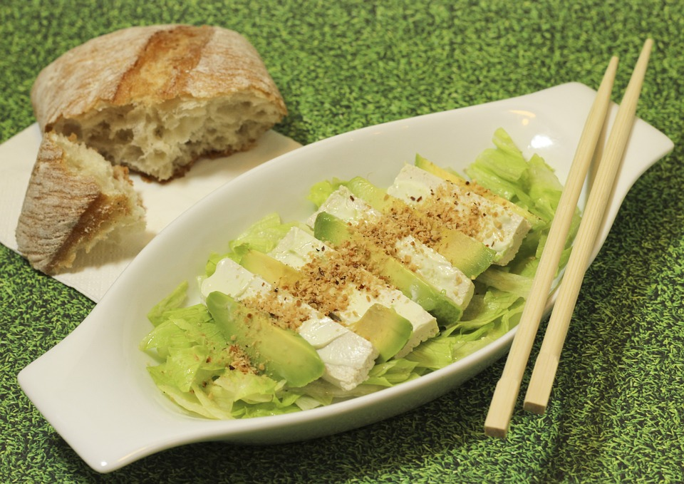 Tofu in tavola per festeggiare il Capodanno Cinese
