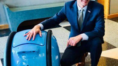 Gita, la valigia robot di Piaggio che ti segue