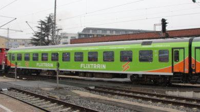 Arriva Flixtrain: la linea low-cost di Flixbus dalla strada alle rotaie