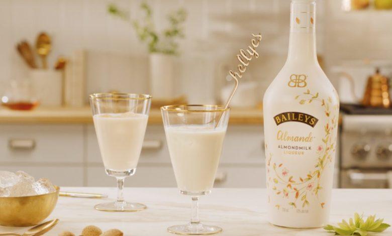 In arrivo il Baileys vegano realizzato con latte di mandorla