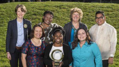 Nobel per l'ecologia 2018 in rosa, sei vincitrici sono donne