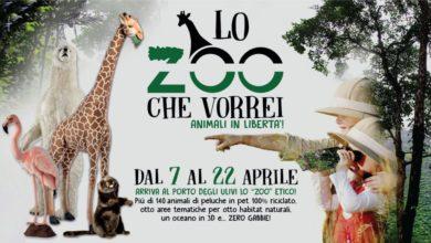 Lo zoo che vorrei: nasce il primo zoo etico con animali di peluche
