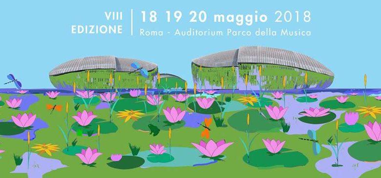 Torna a Roma il Festival del verde e del paesaggio dal 18 al 20 maggio
