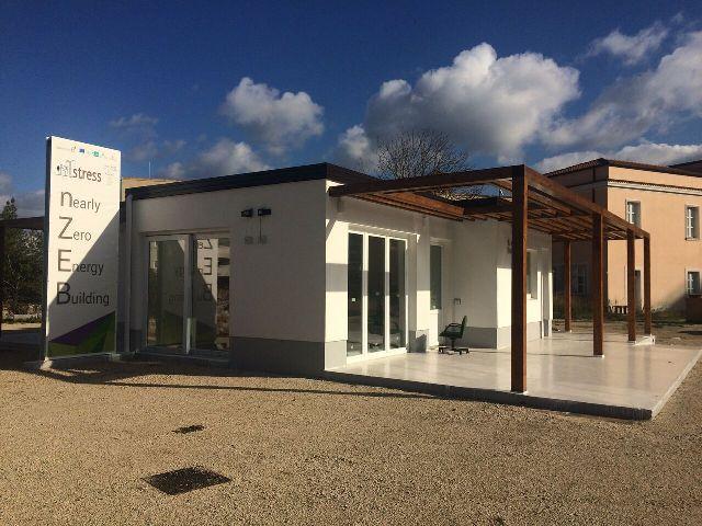 Edilizia sostenibile: inaugurata a Benevento una casa a zero emissioni