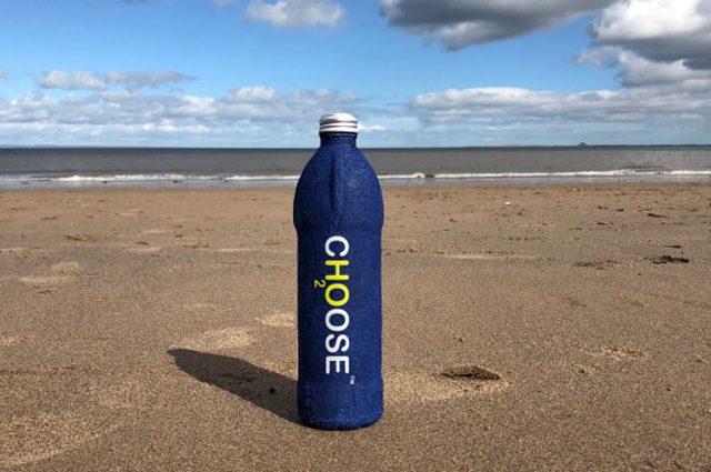 Acqua in bottiglia: addio alla plastica grazie a Choose Water
