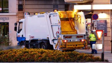 Attivo a Londra il primo camion dei rifiuti alimentato a idrogeno