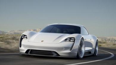 Taycan, presentata la prima auto elettrica della Porsche