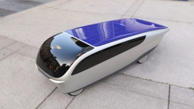 Un'auto italiana per la competizione americana tra le vetture solari