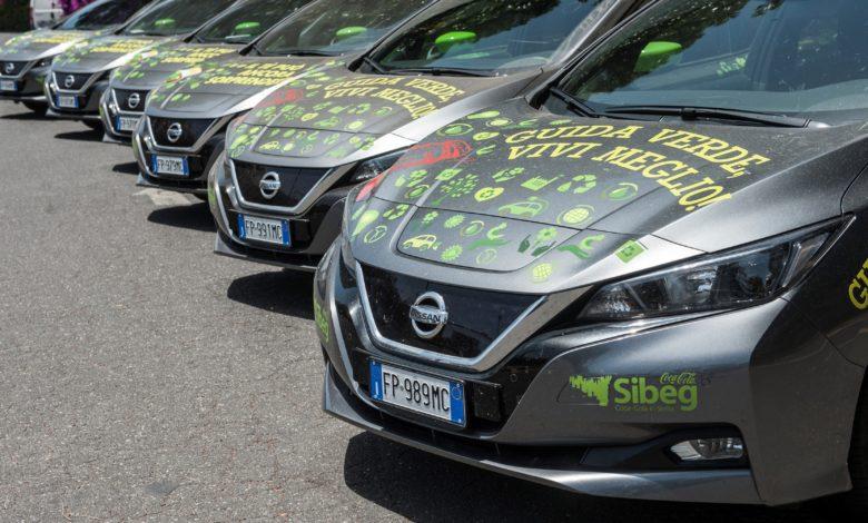 Nissan e Sibeg insieme per la sostenibilità: le novità in Italia