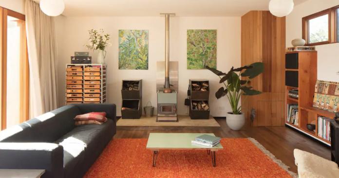 La prima casa interamente riciclabile si può prenotare su Airbnb