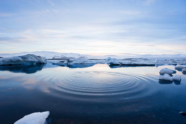 Presto i ghiacciai potranno dissetare i paesi più colpiti dalla siccità
