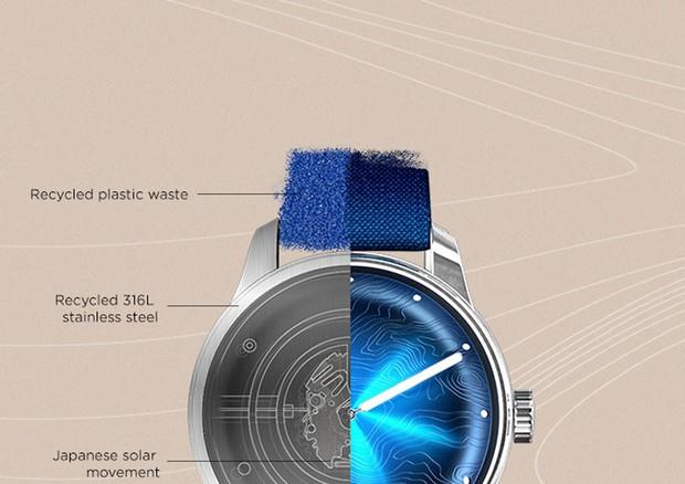 orologio eco-friendly