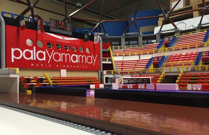 PalaYamamay: il tempio del volley italiano diventa green con l'Equity Crowdfunding