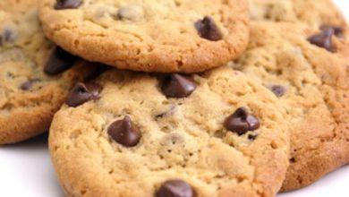 Dolci senza lattosio: cookies alla zucca senza latte e burro