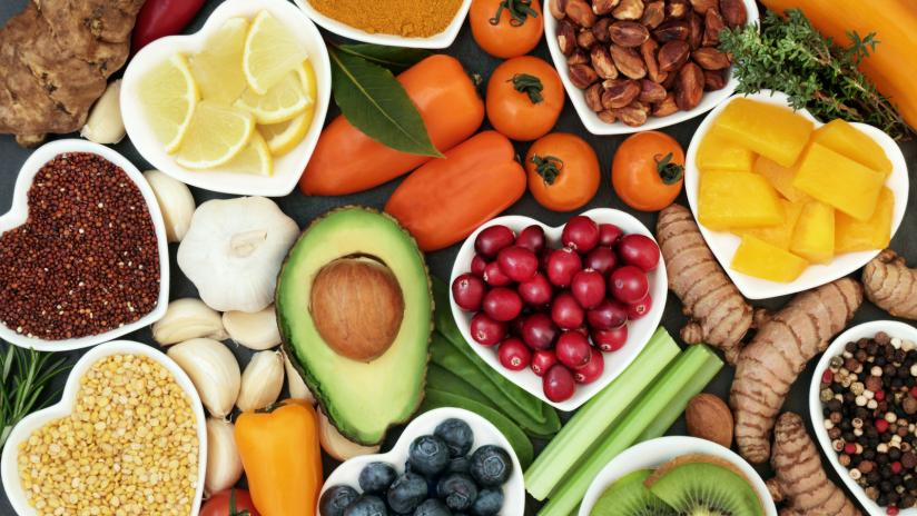 dieta detergente a base di frutta e verdura