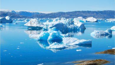 Iceberg A68