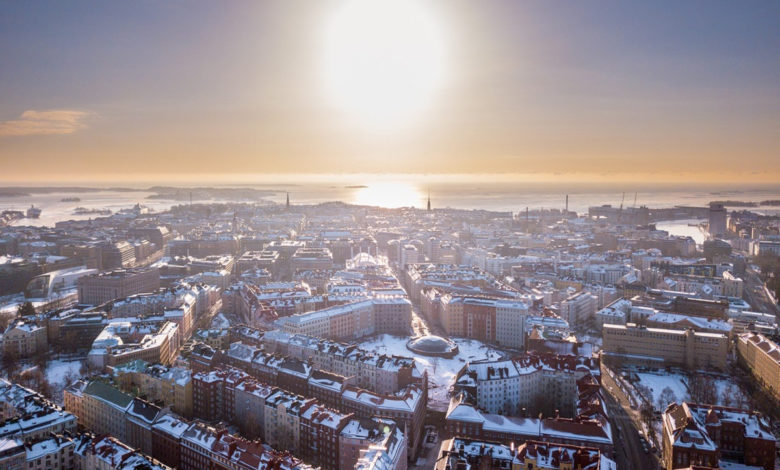 Helsinki Svolta