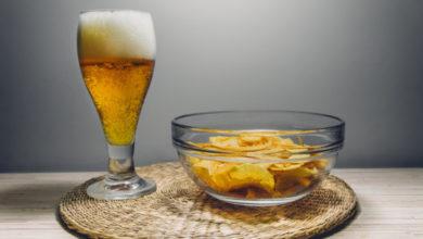 Birra Patatine