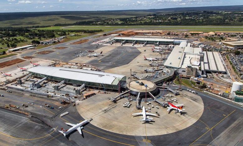 Aeroporti Inondazione