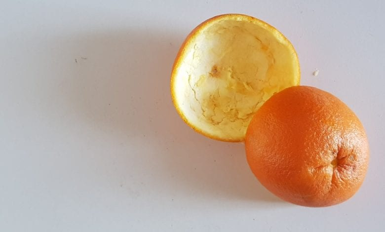 Scorza Arancia