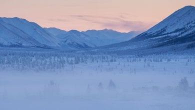 Ojmjakon Siberia