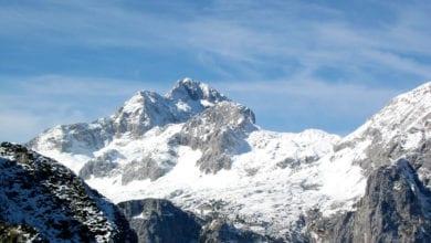 Alpi Giulie Ghiacciai