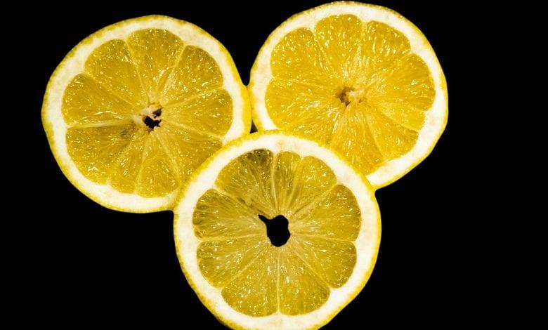 Biscotti Vegani Limone