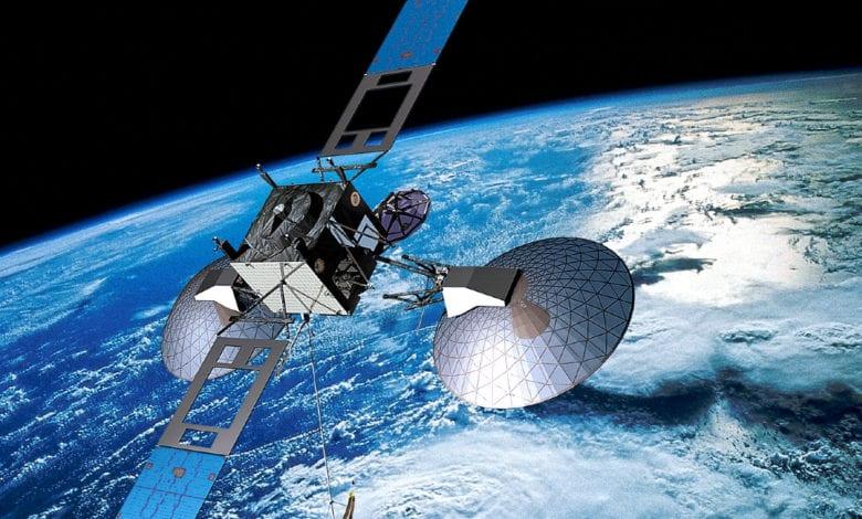 Inquinamento Luminoso Satelliti