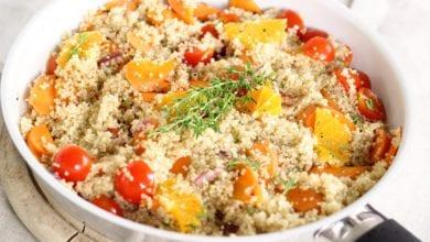 Quinoa Verdure Fresche