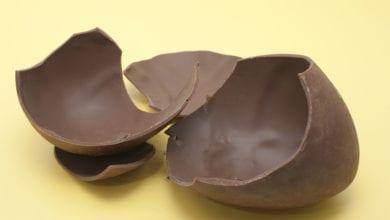 Torta Uova Cioccolato