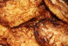 Frittelle Patate Ceci Tonno