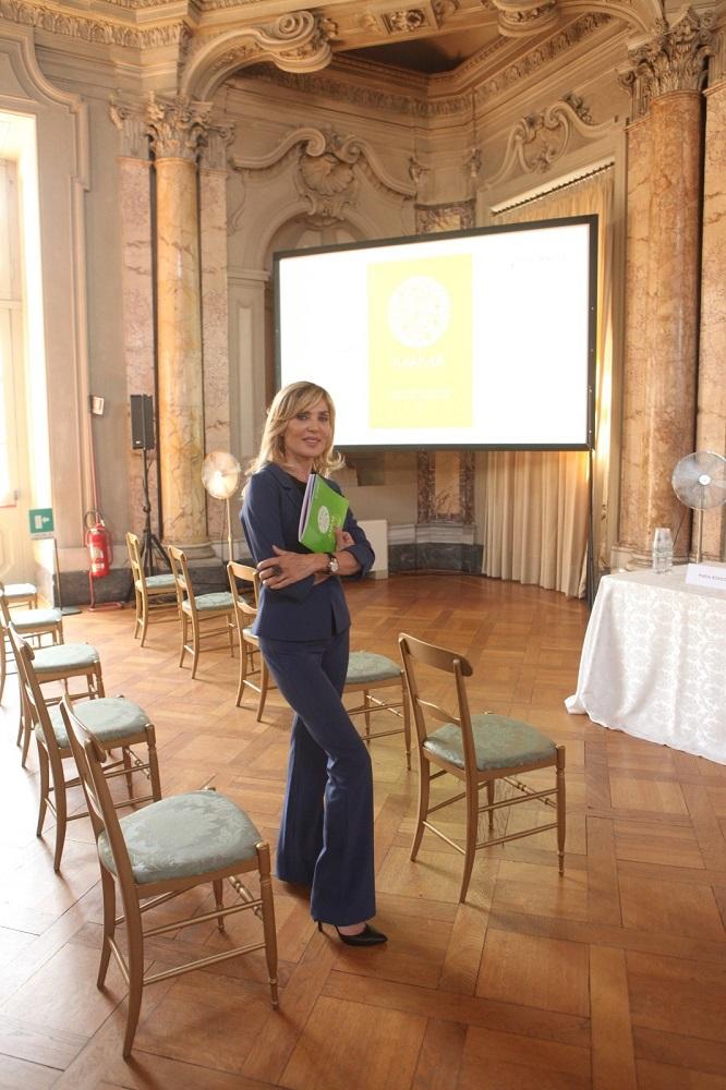 Alessia Montani Presidente AVASIM